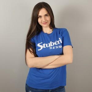 Stuberi Klasik Plava Majica, Stuberi