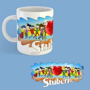 Ljubav šolja, Stuberi