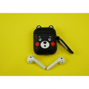 Airpods Case Bear - Black, MasterMaske