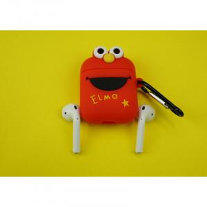 Airpods Case Elmo, MasterMaske