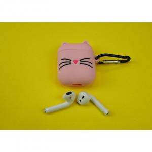 Airpods Case Cat - Pink, MasterMaske