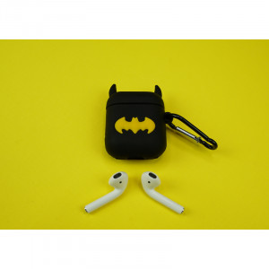 Airpods Case Batman - Crna, MasterMaske