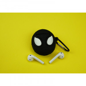 Airpods Case Black Spiderman, MasterMaske