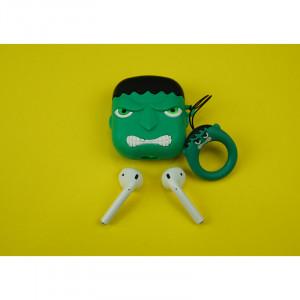 Airpods Case Hulk, MasterMaske