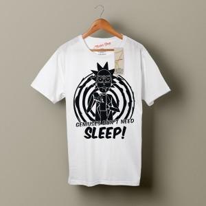 Rick And Morty No Sleep, MasterMaske